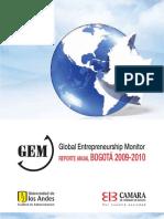 Informe GEM 2010