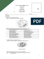 Ujian Formatif 1 2016