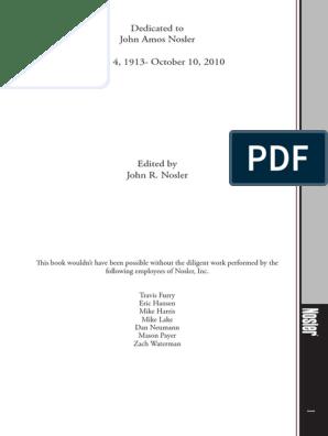 Nosler-RG7-2012 pdf | Bullet | Pistol And Rifle Cartridges
