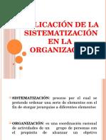 Presentación1 organizacion