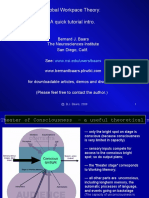 Global Workspace Theory - Tutorial