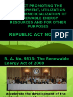 Renewable and Biofuel Energy-barican,Doctolero, Galera