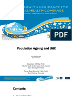 NHI4UHC Day2 Session3 Population Ageing and UHC