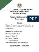 Universidad Tecnica Luis Vargas Torres de Esmeraldas