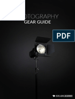 Photography Equipment Guide