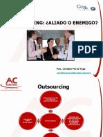 Outsourcing Aliado o Enemigo Ac Talentos