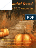 October 2016 Enchanted Forest Magazine