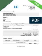 Invoice Cloudkilat