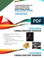 Canalizacion venosa