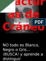 Radiología de Craneo - Fernanda Pineda Gea - UNICA 2016.