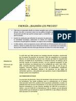 Tp 1225 Energia Bajaran Los Precios 25-09-2015