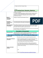 Lesson Plan Joint Stock Company