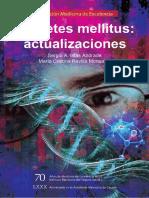 Diabetes mellitus actualizaciones - Sergio A. Islas Andrade.pdf