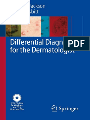 Differential Diagnosis for the Dermatologist pdf