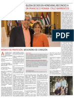 Ministerio del Pastor Roman Cruz