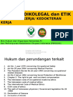 Aspek Etik Medikolegal Kesja (Hotel Salak, 11 Juni 2013)