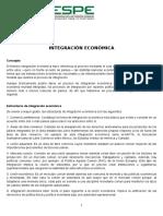 Tarea No 3 Integración Económica Ruiz Daniela