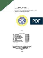 MAKALAH KRITIS NURSING ARITMIA (Repaired).doc