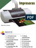 Las Impresoras