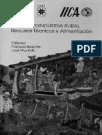 AGROINDUSTRIA RURAL Recursos Tecnicos y Alimentacion