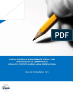 Informe de Gestion-Augusto Garcia