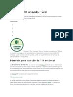 Calcular TIR usando Excel.docx