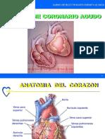 EKG Sindrome Coronario Agudo FAAMEZ