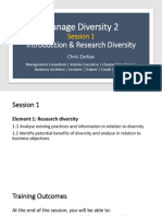 BSBDIV601 - Diversity Session 1 - Intro & Research Pt 1 (APC)