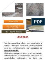 3.Rocas Igneas