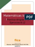 Matemáticas básica I viclover