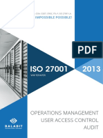 BalaBit ISO 27001 Lets Make the Impossible Possible