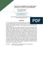 Metode Pelaksanaan Dan Perhitungan Kebutuhan Material Untuk Pilecap
