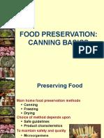 Canning BasicsWONNIFERN