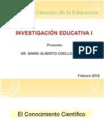 Investigacion Educativa i