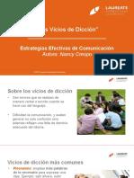 HP.los Vicios de Dicción