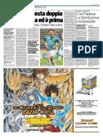 TuttoSport 11-10-2016 - Calcio Lega Pro