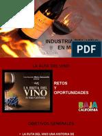 Industria Del Vino en México