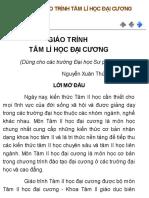 Giao Trinh Tam Ly Hoc Dai Cuong 6644