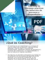 Coaching de Liderazgo Practicas de Reducción de Procesos