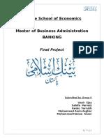 Project Bank Islami