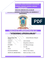 Prac 3 BQ2 ''VITAMINAS LIPOSOLUBLES''