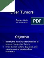 Liver Tumors Basic