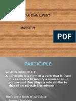 Presentation Participle