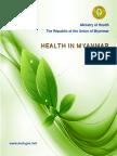 Health in Myanmar (2014)