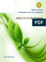Health in Myanmar (2014)