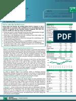 Dabur Stock Research Report
