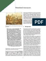 Rhineland Massacres