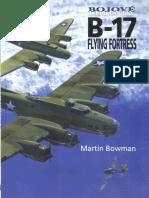 Bojové Legendy B-17 Flying Fortress