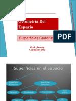 2.-Superficies cuádricas