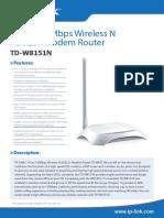 TD-W8151N(UN)5.0
